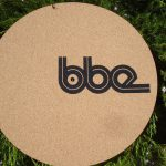 Made in Portugal from natural, sustainable cork wood, these high quality slipmats will reduce dust accumulation and static